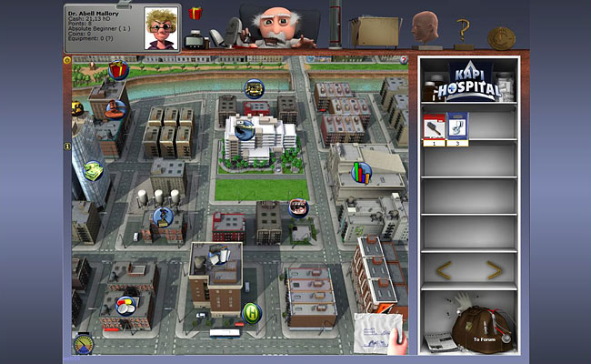 krankenhaus simulator